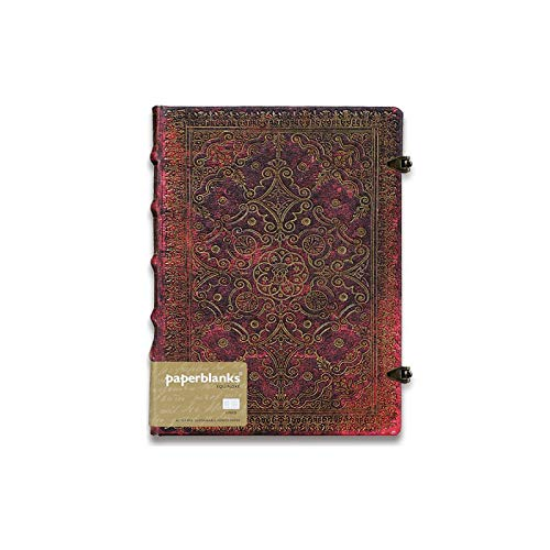 - Carmine Ultra Lined Journal (Equinoxe)