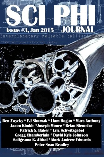 Sci Phi Journal #3, January 2015: The Journal of Science Fiction and Philosophy (Volume 3)