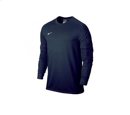6883be25f08 Amazon.com: Nike Gk Jersey Long Sleeve Navy: Clothing