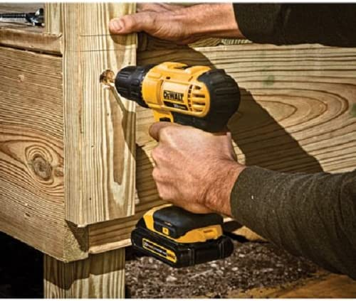 The DeWalt DCD771C2 has unsurpassed performance