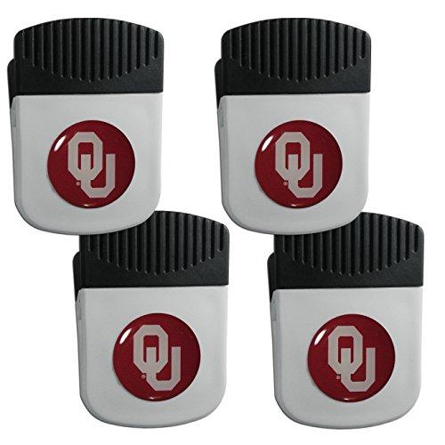 (Siskiyou NCAA Oklahoma Sooners Clip Magnet with Bottle Opener, 4)