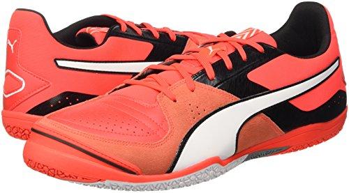 Rouge Adultes Puma Sala F6 Chaussure De Unisexe Invicto Foot Pour ww6Oqz