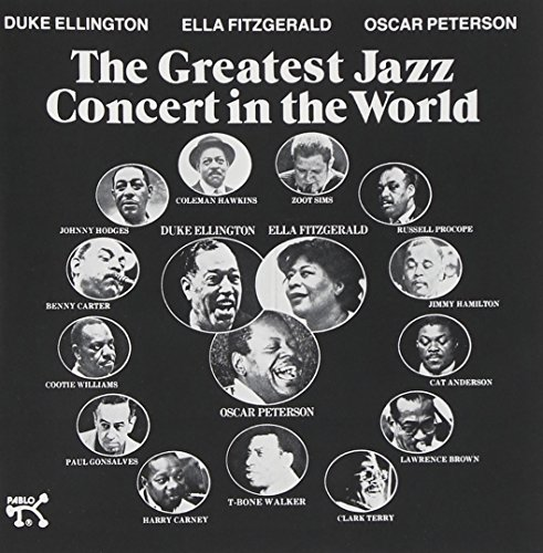 Music : The Greatest Jazz Concert in the World