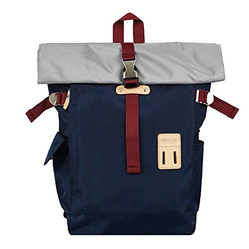 Harvest Label Urban Rolltop Backpack 2.0 (Navy) -