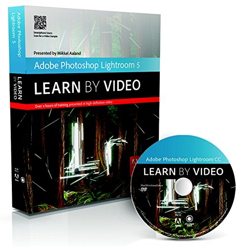 Peachpit Press Adobe Photoshop Lightroom 5: Learn By Video