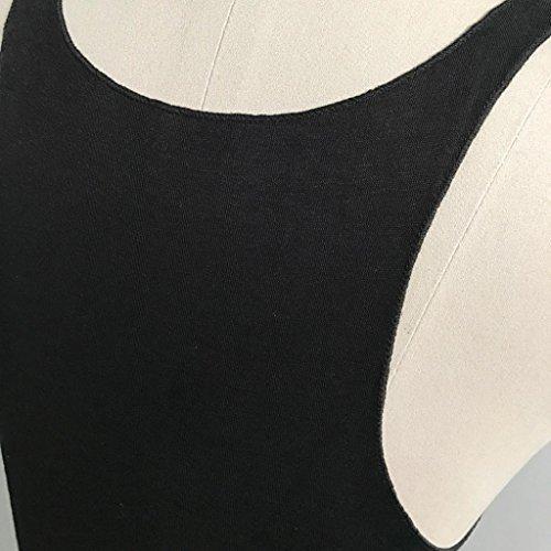 Manche Chemisiers Appliqus Couture Rose V Femme Femme sans Pullover Tops Sport Solike Col Blouses de Courte Noir Tops Sexy Casual Tunique 7X1Px0C