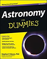 Astronomy For Dummies, 3rd Edition Front Cover