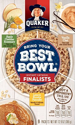 quaker-oatmeal-bring-your-best-bowl-instant-oatmeal-finalists-vanilla-chai-lemon-ricotta-pancake-and