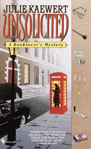 Unsolicited: A Booklover's Mystery (Booklovers Book 1)