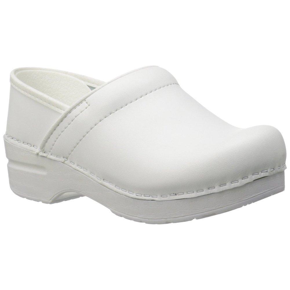 Dansko Wide Pro Women Mules & Clogs Shoes, WhiteBox, Size - 38