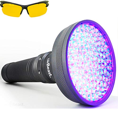 100 Led Light Flashlight in US - 8