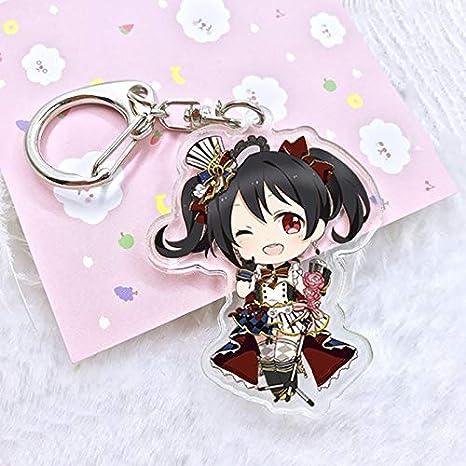 Amazon.com: Llavero con llavero japonés de Anime Maid Ver ...