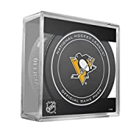 Pittsburgh Penguins NHL Official Game Puck