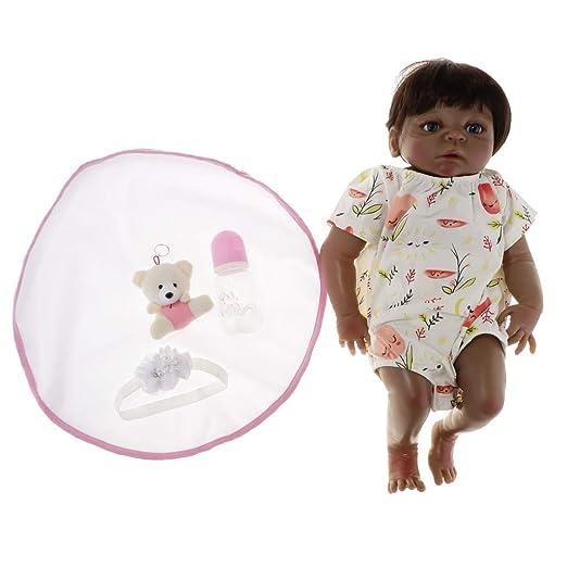 Amazon.com: SM SunniMix - Juego de ropa de muñeca para bebé ...