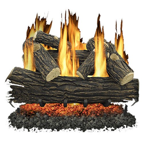 gas fireplace conversion kit - 8