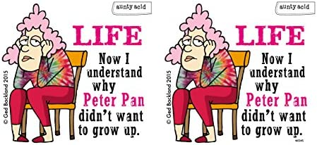 How to deal with peter pan syndrome