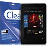 [Ultimate Clear] Kindle Fire HD 8.9 4G LTE Wireless Tablet Rearth Ringbo Premium Screen Protector Cover Film [2 PACK]-[Does not fit orginial Kindle Fire or HD 7]