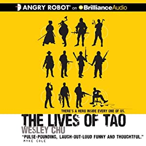 The Lives of Tao Audiobook