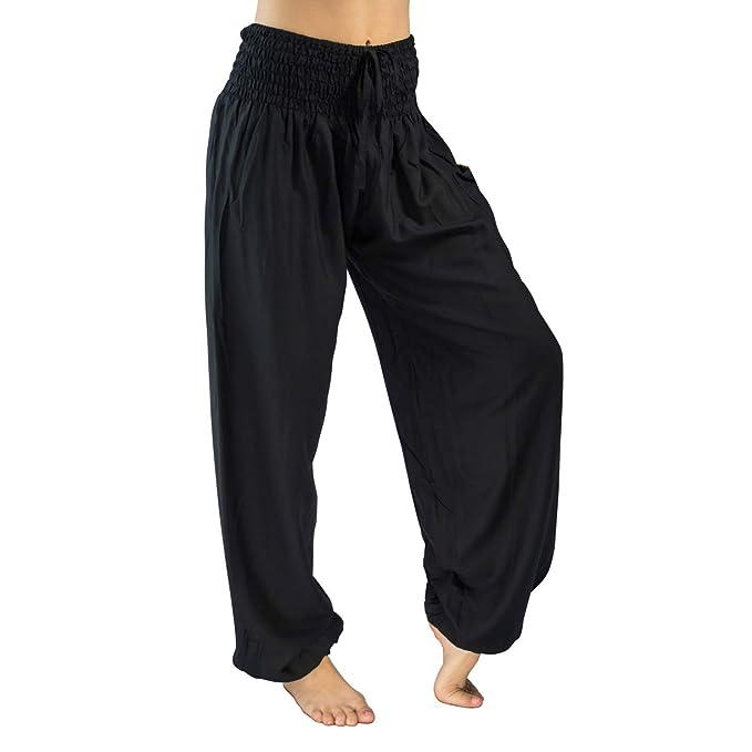 Amazon.com: PI pantalones de yoga para mujer, pequeño fondo ...