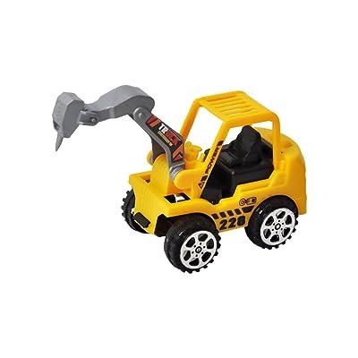 Refaxi Funny Dumper Truck Enfants Toy Construction Véhicules Alliage Modèle De Voiture Enfants