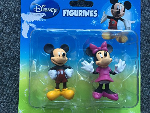 Disney Mickey Friends Mickey & Minnie Mouse Minnie Mouse Figurine