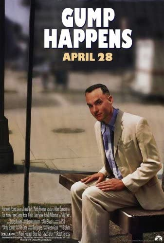 "Forrest Gump Movie Poster Mini 11/""X17/"""