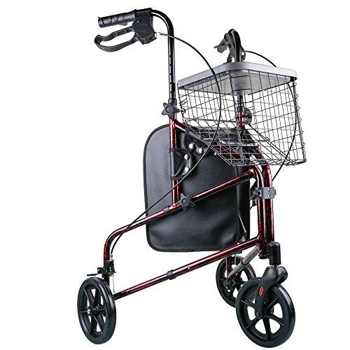 St. John's Medical 3-Wheel Walker by St.John'S Medical