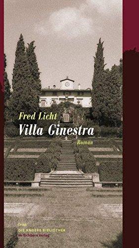 Villa Ginestra (Die Andere Bibliothek)