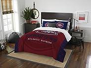 NHL Full/Queen Size Bedding Set (Comforter & 2 Pillow Sh