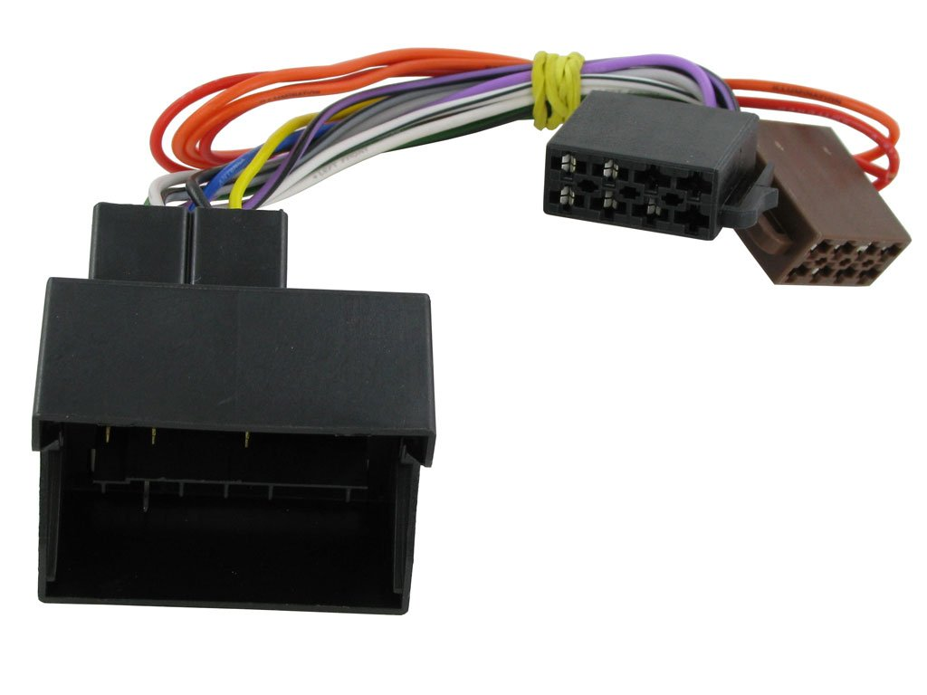 Connects 2 Harness Adapter Ct20mc01 Mercedes E Slk Class 2004 Car Stereo Radio Wiring Iso Electronics
