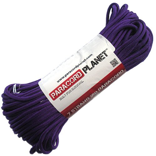 PARACORD PLANET Type III 7 Strand 550 -