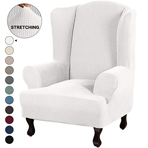 Turquoize Stretch Wing Chair