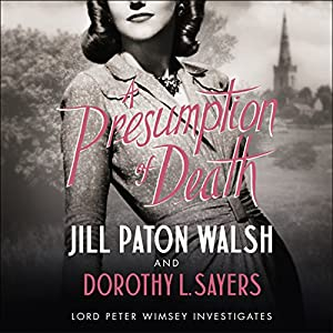 A Presumption of Death Hörbuch