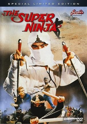 Amazon.com: Super Ninja DVD kung fu martial arts action ...
