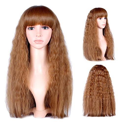 Dreamlover Light Brown Loose Curly product image