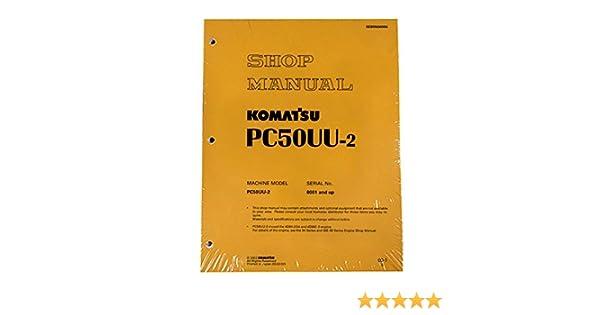 Komatsu Pc50uu 2 Wiring Diagram - Wiring Diagrams Dock