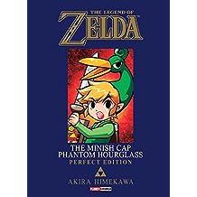 The Legend of Zelda. Minish Cap. Phatom Hourglass