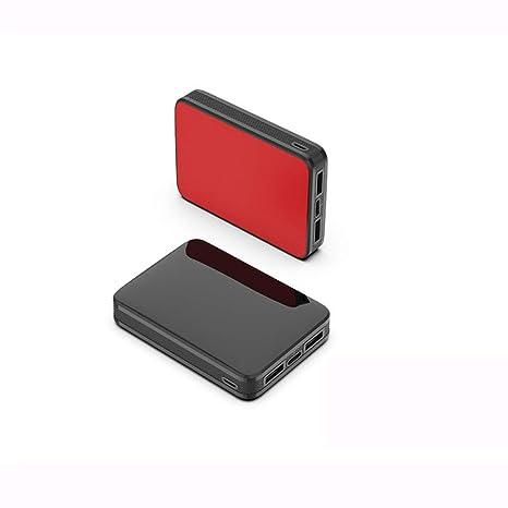 GW Fuente de alimentación móvil con Cargador inalámbrico de ...