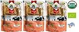 Organic Fenugreek Seeds - ★ USDA Certified Organic - ★ European Union Certified Organic - ★ Pesticides Free - ★ Adulteration Free - ★ Sodium Free - Pack of 3 X 7 Ounces(21 Ounces) - 24 Mantra Organic