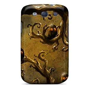 Cute High Quality Galaxy S3 Night Owls Case