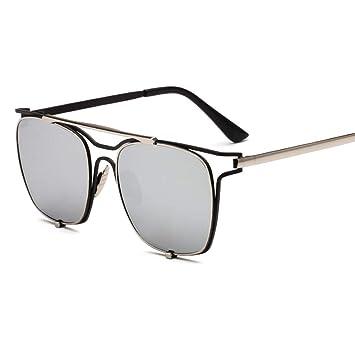 Z&HA Gafas De Sol Tipo Aviador para Mujeres, con Marco De ...