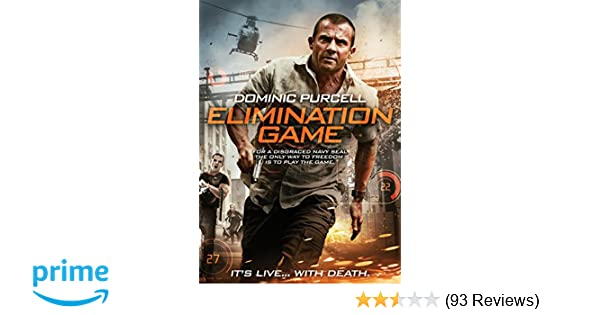 elimination game movie review
