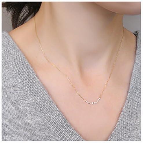 [ヴァンドーム青山] VENDOME AOYAMA K10YG リュール ダイヤモンド ネックレス AJVN136340DI
