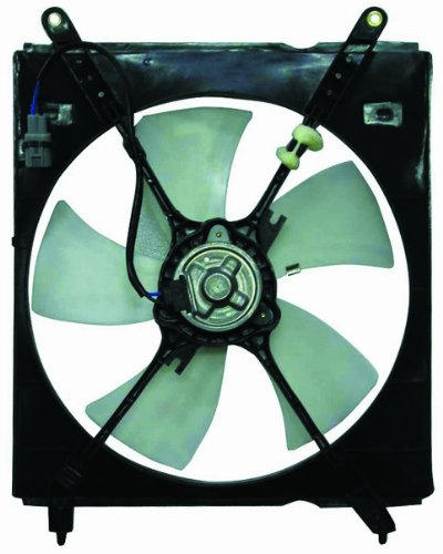 Depo 312-55003-102 Radiator Fan Assembly