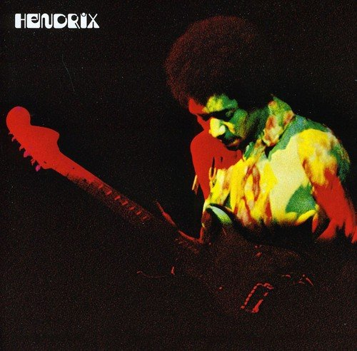 CD : Jimi Hendrix - Band of Gypsys (Holland - Import)