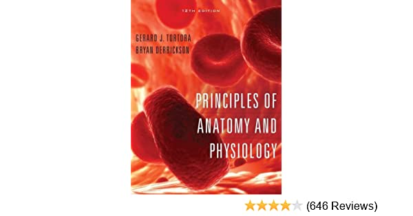 Amazon.com: Principles of Anatomy and Physiology, 12th Edition ...