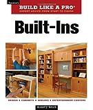 Built-Ins, Robert J. Settich, 1561588733