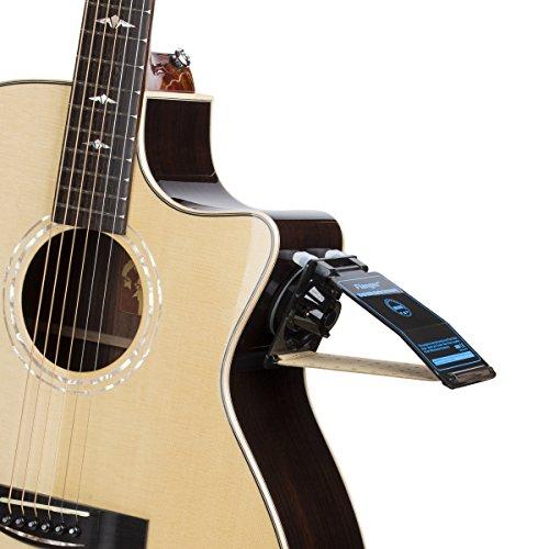Dynarette Guitar Cushion - Flanger Professional Ergonomic Guitar support footstool guitar arch support