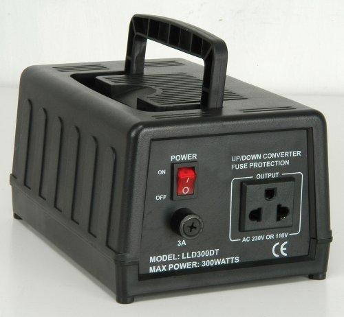 51LJ7sepxTL usa to uk 240v to 120v step down transformer 300w amazon co uk 240V to 220V at eliteediting.co