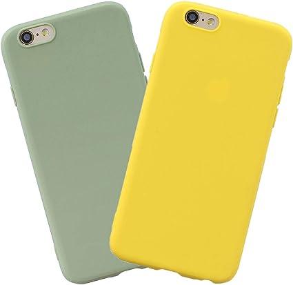 Custodia iPhone 6S Silicone Morbido
